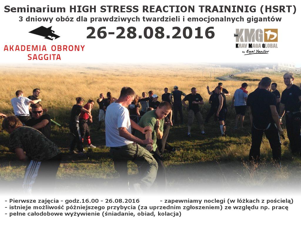 Seminarium-HSRT- KRAV MAGA LEBIN lEGNICA LEGNICA