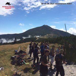 Seminarium HSRT - High Stress Reaction Training